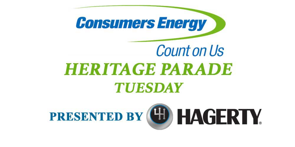 CONSUMERS ENERGY – Heritage Parade Presented by Hagerty