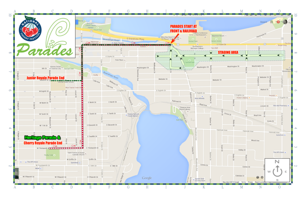 Overall-NCF-Parades-Route-Map